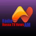 Logo da emissora Rádio Nossa TV