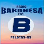 Logo da emissora Rádio Baronesa FM