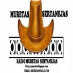 Logo da emissora Rádio Muretas Sertanejas