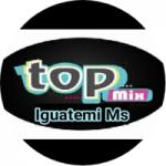 Logo da emissora Rádio  Top Mix Iguatemi