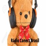 Logo da emissora Rádio Conect Brasil