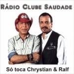 Logo da emissora Rádio Clube Saudade