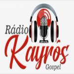 Logo da emissora Rádio Gospel Kayrós