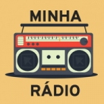 Logo da emissora Rádio FM Natalino