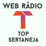 Logo da emissora Web Rádio Top Sertaneja