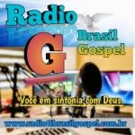 Logo da emissora Rádio G Brasil Gospel