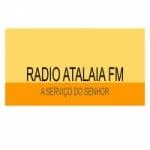 Logo da emissora Rádio Atalaia FM