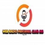 Logo da emissora Web Rádio Pantanal Club MS