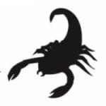 Logo da emissora Radio Scorpio 106 FM