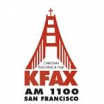 Logo da emissora Radio KFAX 1100 AM