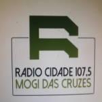 Logo da emissora Rádio Cidade FM