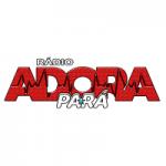 Logo da emissora Rádio Adora Pará