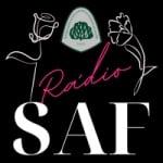 Logo da emissora Rádio SAF