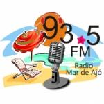 Logo da emissora Radio Mar de Ajó 93.5 FM