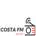 Logo da emissora Rádio Costa FM