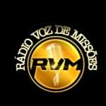 Logo da emissora Rádio Voz De Missões