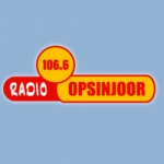 Logo da emissora Radio Opsinjoor 105.5 FM