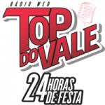Logo da emissora Rádio Top Do Vale
