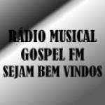 Logo da emissora Rádio Musical Gospel FM