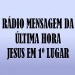 Logo da emissora Mensagem da Última Hora