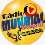 Logo da emissora Rádio Mundial Gospel  Horizonte Hits