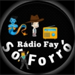 Logo da emissora Rádio Fay Só Forró