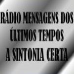 Logo da emissora Rádio Mensagens dos Últimos Tempos