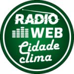 Logo da emissora Rádio Web Cidade Clima