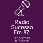 Logo da emissora Rádio Sucesso FM