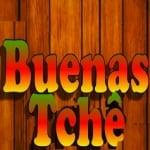 Logo da emissora Rádio Buenas Tchê