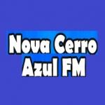 Logo da emissora Rádio Nova Cerro Azul 98.3 FM
