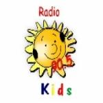 Logo da emissora Radio Kids 90.5 FM