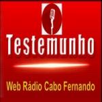 Logo da emissora Web Rádio Cabo Fernando