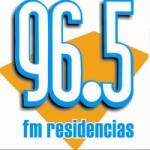Logo da emissora Radio Residencias 96.5 FM
