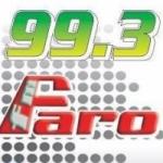 Logo da emissora Radio Faro 99.3 FM