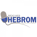 Logo da emissora Rádio Web Hebrom