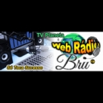 Logo da emissora Rádio Bru FM