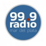 Logo da emissora Radio Mar del Plata 99.9 FM
