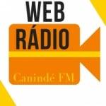 Logo da emissora Web Rádo Canindé FM