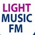 Logo da emissora Rádio Light Music FM