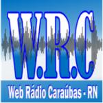 Logo da emissora Web Rádio Caraúbas RN