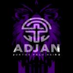 Logo da emissora Rádio Adjan