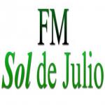 Logo da emissora Radio Sol de Julio 106.1 FM
