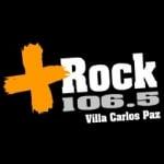 Logo da emissora Radio Más Rock 106.5 FM