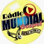 Logo da emissora Rádio Mundial Gospel  Mega Hits