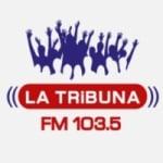Logo da emissora Radio La Tribuna 103.5 FM