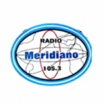 Logo da emissora Radio Meridiano 105.3 FM