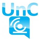 Logo da emissora Rádio Unc 100.5 FM
