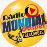 Logo da emissora Rádio Mundial Gospel Três Lagoas