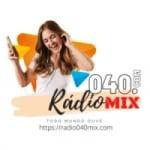 Logo da emissora Rádio 040 Mix